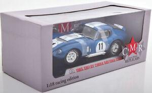 AC Shelby Cobra Coupe Sears - Thompson Le Mans 1965 1:18 (CMR114)