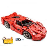 Custom FXX Car technic 42056 42083 42099 42110 Bausteine Blöcke MOC