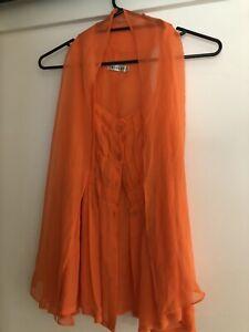 Talulah Silk Blouse, Size 12