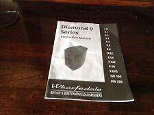 WHARFEDALE Diamond haut-parleurs Manuel