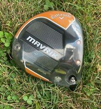 Right Hand Callaway Golf 2020 MAVRIK Max Driver Head ONLY!! Loft: 10.5*