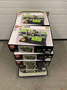 LEGO 40502 - The Brick Moulding Machine - LEGO House Limited Edition