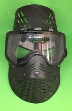 Brass Eagle by Z Leader Paintball Mask Black