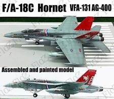 F-18C F/A-18C Hornet VFA-131 AG-400 aircraft 1/72 no diecast plane Easy model