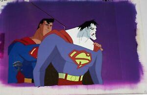 Original production cel  - Superman (WB)
