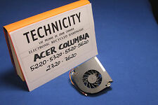 ACER EXTENSA 5520 5320 5520 5620  7620 - COOLING FAN - VENTILADOR- TESTED