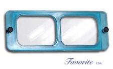 DONEGAN OPTIVISOR OPTICAL LENSES GLASS LENS PLATE ONLY LP-2,3,4,5,7,10