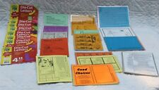 Lot Bible Study Teaching Activity Packets Kid's Ministries Press Die-Cut Letter