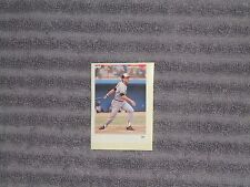 CAL RIPKEN JR- RED FOLEY Sticker Card- #99- 1989