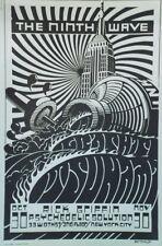 """""""RICK GRIFFIN PSYCHEDELIC SOLUTION"""" Affiche U.S. entoilée 1986  ARTHUR  42x63cm"""