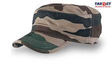 ATLANTIS cappello TANK militare ARMY cappellino berretto ESERCITO 6 colori caps