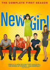 New Girl: Season 1, DVD, Zooey Deschanel, Max Greenfield, Jake Johnson, Hannah S