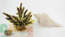 Aquarium Fish Tank Silicone Sea Anemone Artificial Coral Ornament SH059pu