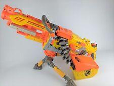 NERF HAVOK FIRE VULCAN EBF-25 ELITE GUN BLASTER N-STRIKE HAVOC EBF25 + AMMO BELT