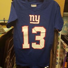 b19fc0dff Odell Beckham Jr  13 New York Giants Nfl Team Apparel Masculino Camisa  Manga Curta P