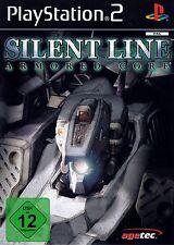 Silent Line - Armored Core für Playstation 2 Ps2 Neu/Ovp
