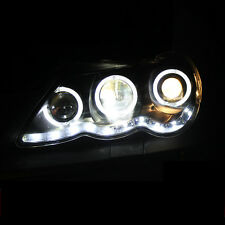 For Toyota Reiz Mark X 2005-2009 Led Angel Eyes Lights Led Front Lamp
