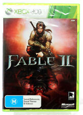 FABLE II- Action Role-Playing Game Microsoft XBOX 360
