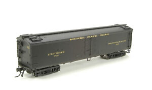"Broadway Limited 1476 HO Nickel Plate Road 53'6"" Wood Express Reefer 2-Car NIB"