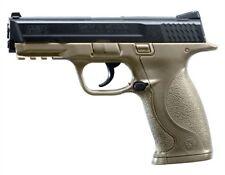 New Umarex USA .177 cal S&W M&P Dark Brown BB Air Pistol 480 FPS Model# 2255051