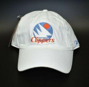 San Diego Clippers Reebok NBA Hardwood Classics Adult Strapback Cap Hat - NWT