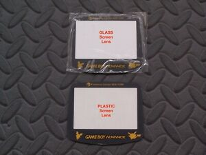 Game Boy Advance (GBA) Screen Protector (Lens)- Pikachu Pokemon Center New York