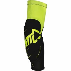 Leatt 3DF 5.0 Elbow Guards - Lime/Black, All Sizes