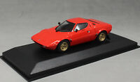 Minichamps Maxichamps Lancia Stratos in Red 1974 940125020 1/43 NEW 2020 release