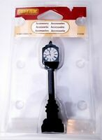 Lemax Christmas Village Collection Street Clock 94588