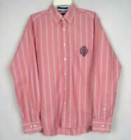 Gant Men's Shirt Long Sleeve Button Front Oxford Casual Fit Size M
