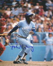 JOHN MAYBERRY Autographed Signed 8 x 10 Photo KC Kansas City Royals COA