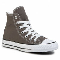 Converse All Star Charcol Alte Grigio in tela