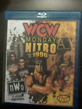 WCW Nitro 1996 World Championship Wrestling 4 Disc Blu ray Set