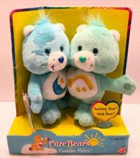 Care Bear Cuddle Pairs Bedtime Bear & Wish Bear 20th Anniversary Plush