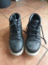 Black Timeberland Boots