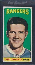 1964/65 Topps #087 Phil Goyette Rangers EX/MT *162