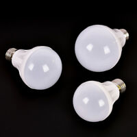 E27 Energy Saving LED 3W 5W 7W 9W Bulbs Light Lamp AC 220V DC 12V Home ES