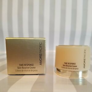 AMORE PACIFIC Time Response Skin Reserve Creme 0.2 oz/8ml Trial/Travel Size