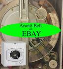 Avanti D110 Dryer fan belt. FREE SHIPPING😊Green belt replacement NEW + WARRANTY photo