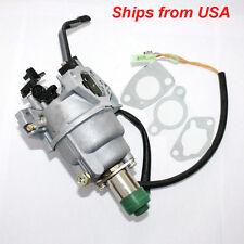 Carburetor Carb For A-iPower SUA9000E 7250 9000 Watt 420CC 14HP Gas Generator