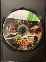 Need for Speed: The Run -- Limited Edition (Microsoft Xbox 360, Disc Only
