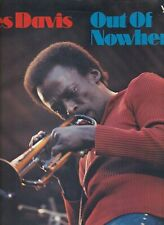 MILES DAVIS out of howhere GERMAN  EX+ (LP2671)