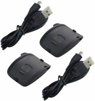 1/2Pcs Replacement Gear S Charger Charging Cradle Dock for Samsung SM-R750 USA