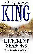 Different Seasons, King, Stephen, Good Condition Book, ISBN 0751504335