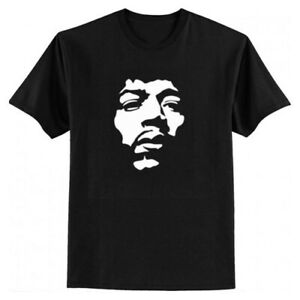 Jimi Hendrix Style T-Shirt Top Quality (Sizes S-5XL)