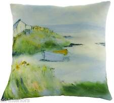 "17"" Morning Light Sue Fenlon Cushion Evans Lichfield DP975 43cm Beach Sea Boat"