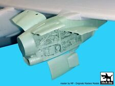 Black Dog 1/72 Airbus A400M Atlas Aircraft Engine (1 piece) (for Revell) A72045