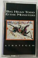 Big Head Todd and The Monsters Strategem Cassette Tape 1994 MGM