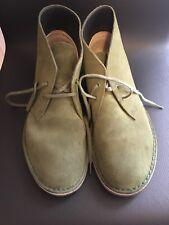 Men's used clarks desert boots U.K. 8