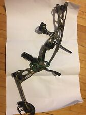 Martin KRYPTON Compound Bow  NEEDS PARTS Upper & Idler SEE PICS FREE SHIPPING